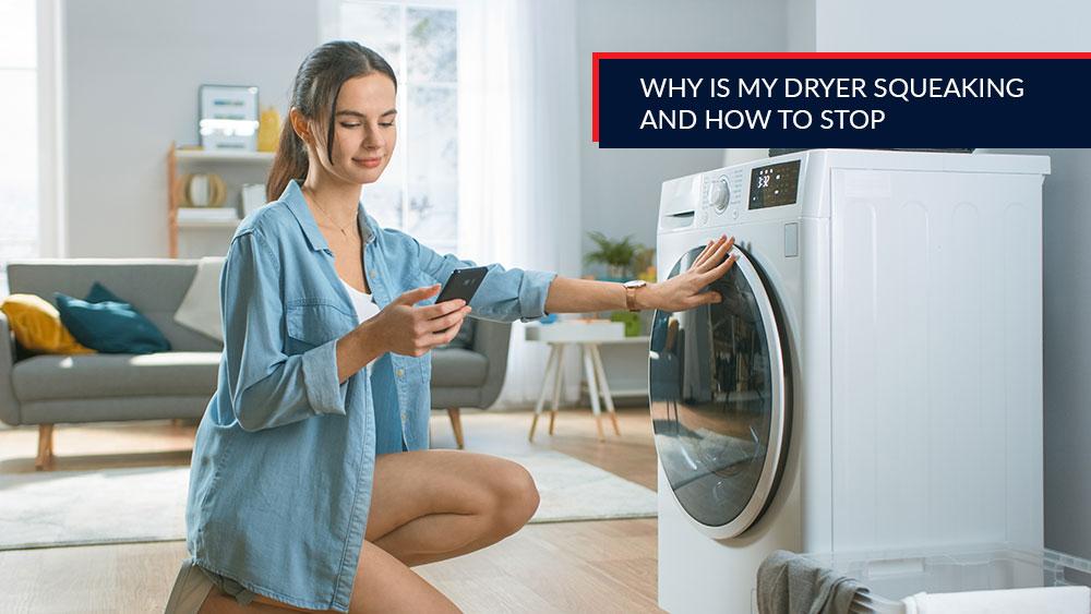 Dryer Squeaking