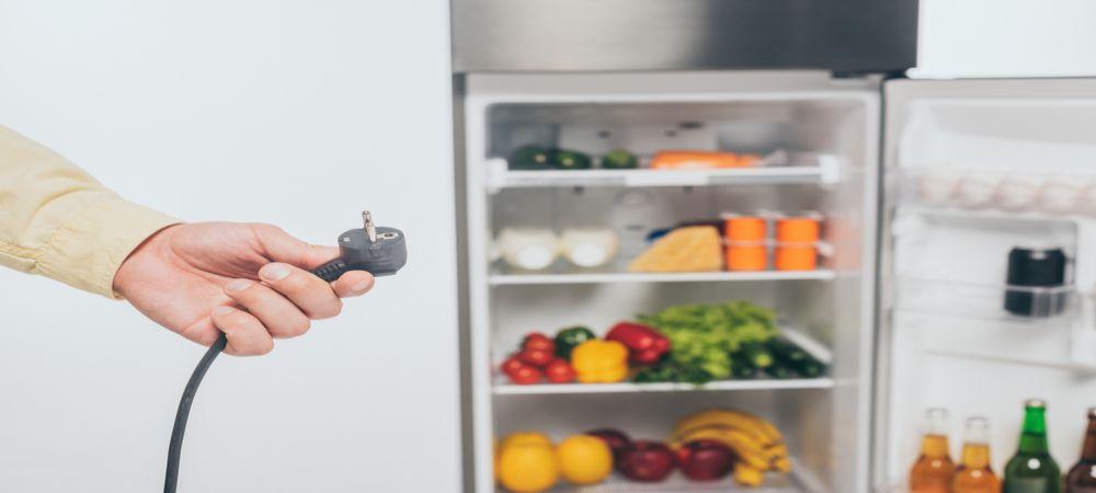 Is the fridge powered
