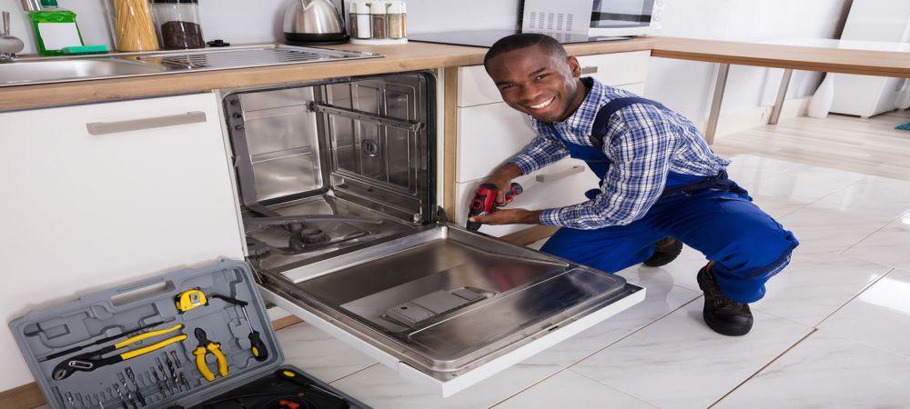 Dishwasher Door Gasket Not Sealing Properly