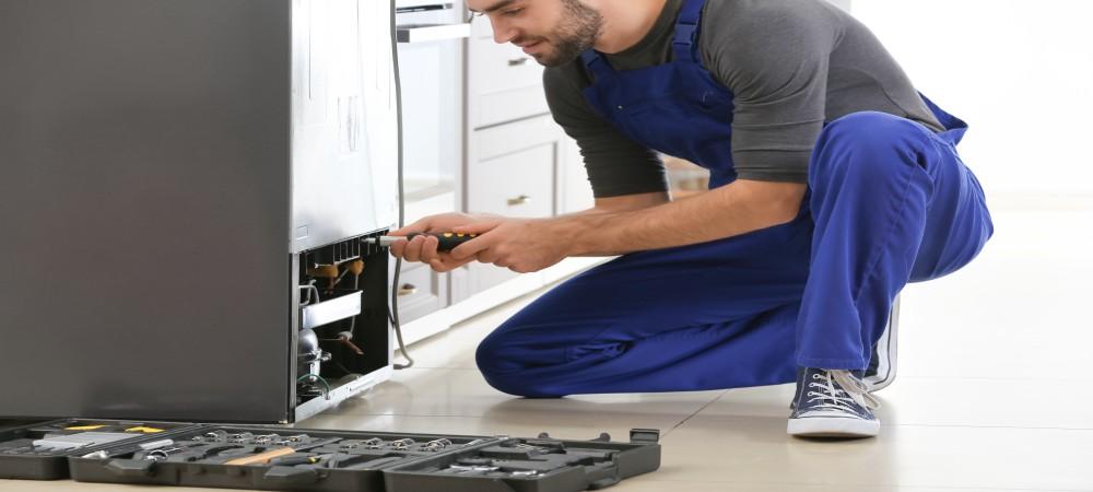 repair refrigerator