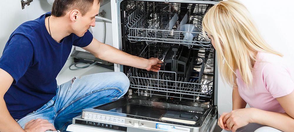 dishwasher does not start