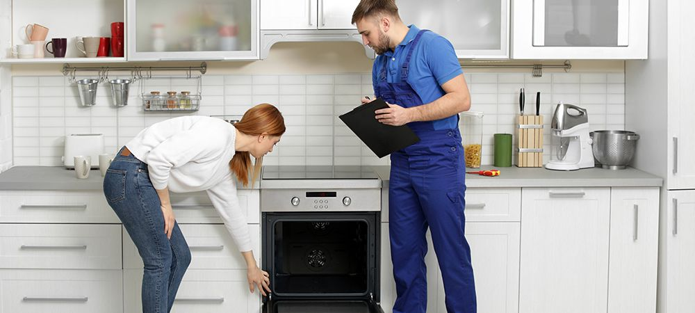 oven repair cost by problem