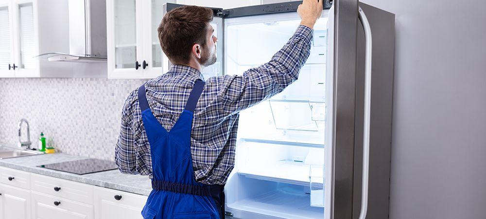 freezer door repair